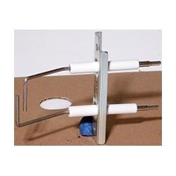 Electrodes pour chaudière gaz