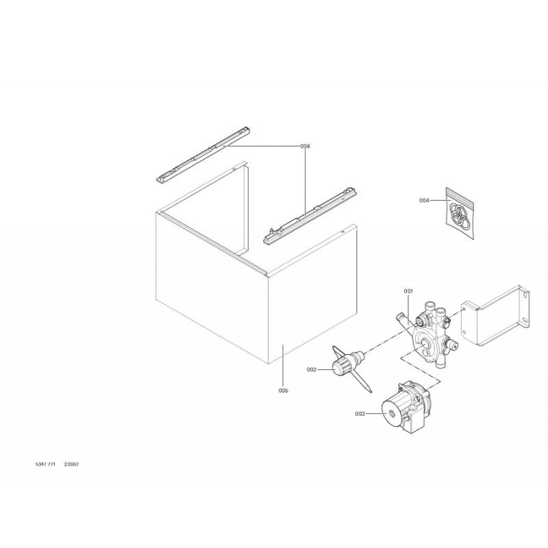 pi ce d tach e viessmann module plancher chauffant. Black Bedroom Furniture Sets. Home Design Ideas
