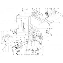 pi ce d tach e viessmann corps chaudi re gaz propane pwl24 n 7520557. Black Bedroom Furniture Sets. Home Design Ideas