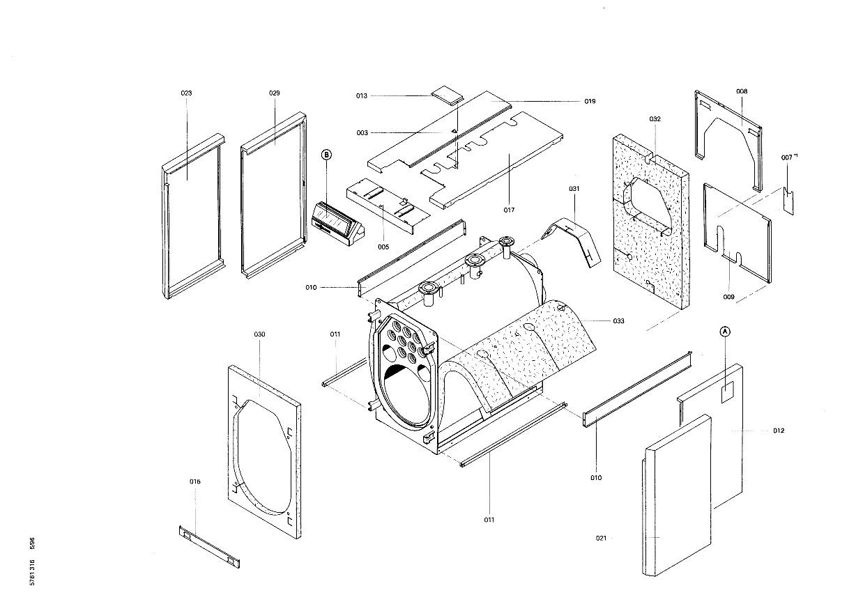 pi ce d tach e viessmann corps chaudiere tn040 n 7516522. Black Bedroom Furniture Sets. Home Design Ideas