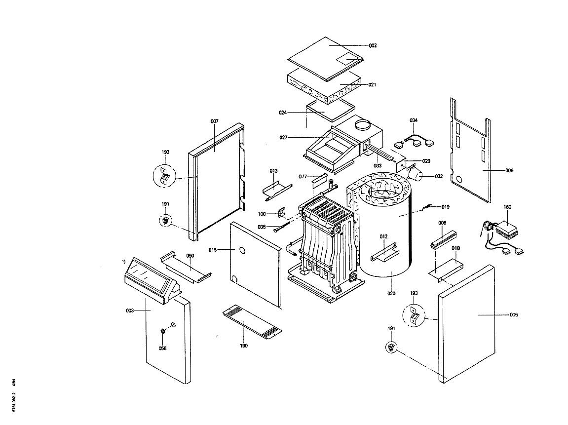 pi ce d tach e viessmann corps de chaudiere avr17 n 7518070. Black Bedroom Furniture Sets. Home Design Ideas